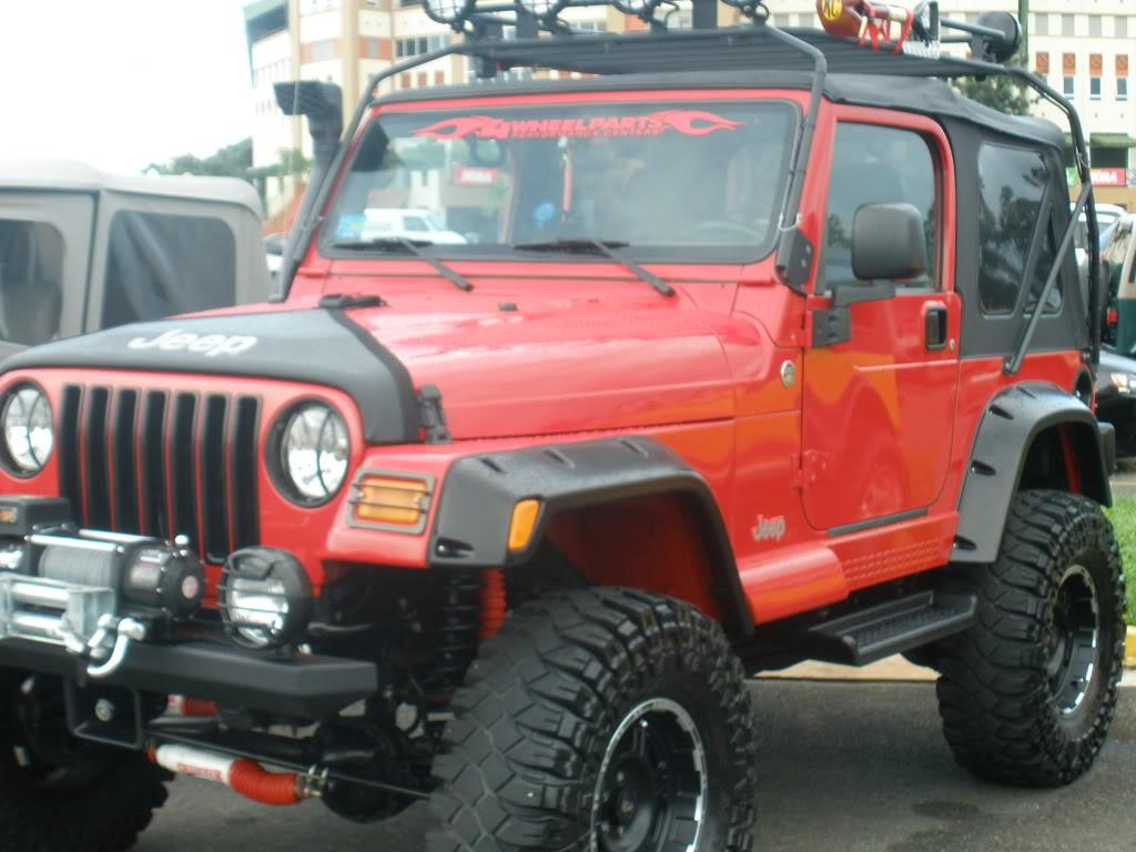 Carolina Jeep Show  P6270006