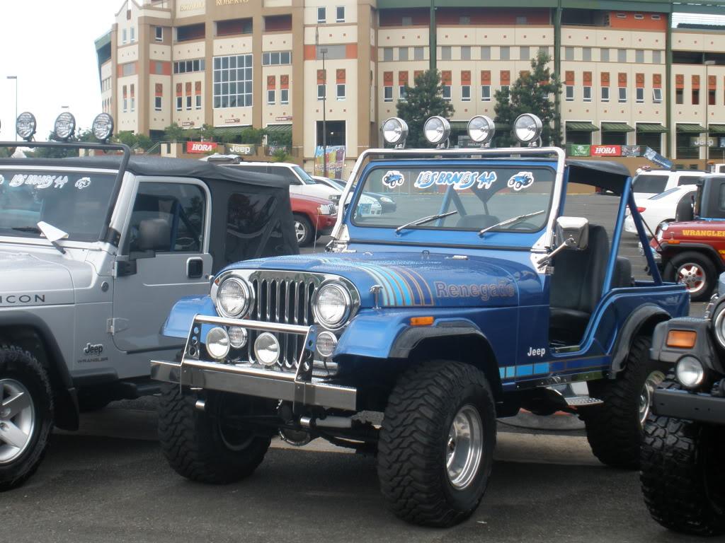Carolina Jeep Show  P6270009