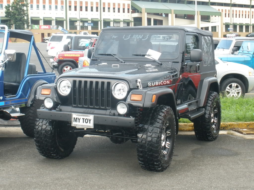 Carolina Jeep Show  P6270010