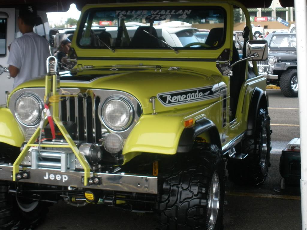 Carolina Jeep Show  P6270014