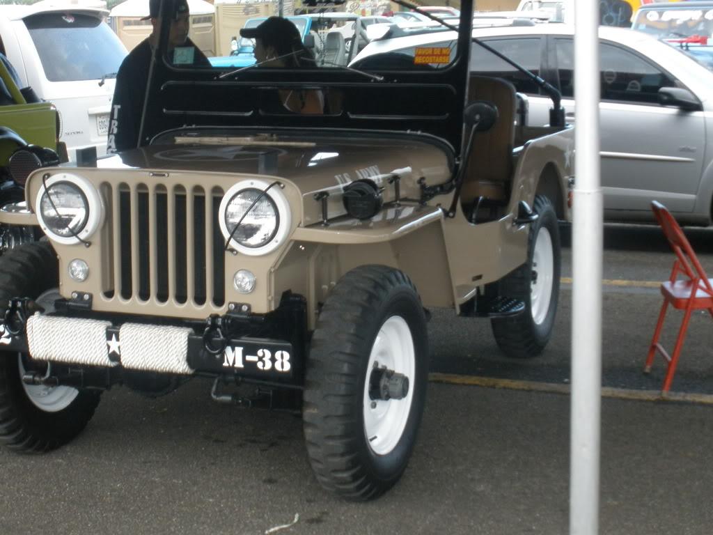 Carolina Jeep Show  P6270015
