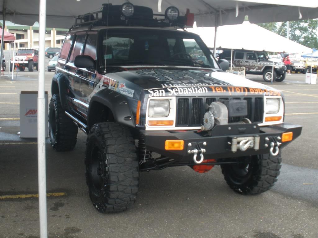 Carolina Jeep Show  P6270017