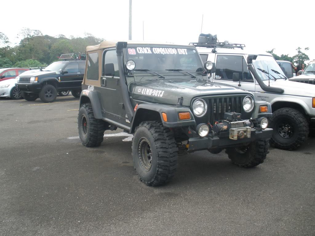Carolina Jeep Show  P6270020