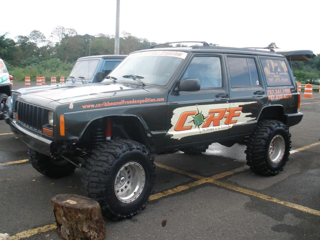 Carolina Jeep Show  P6270024