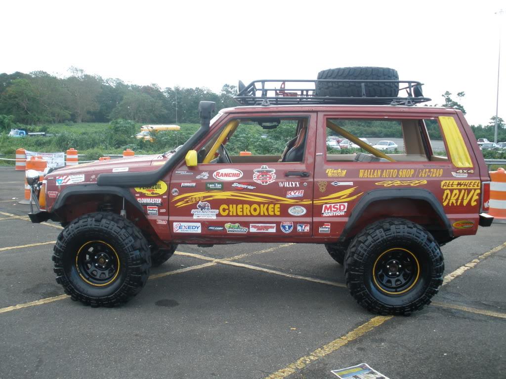 Carolina Jeep Show  P6270029