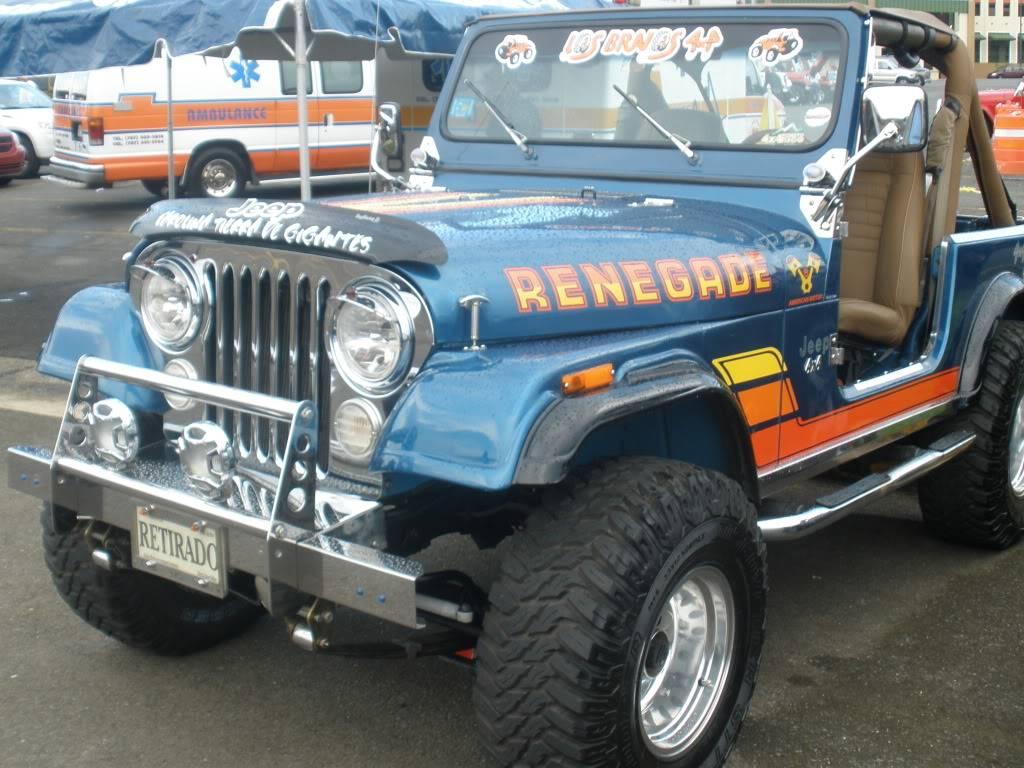 Carolina Jeep Show  P6270039