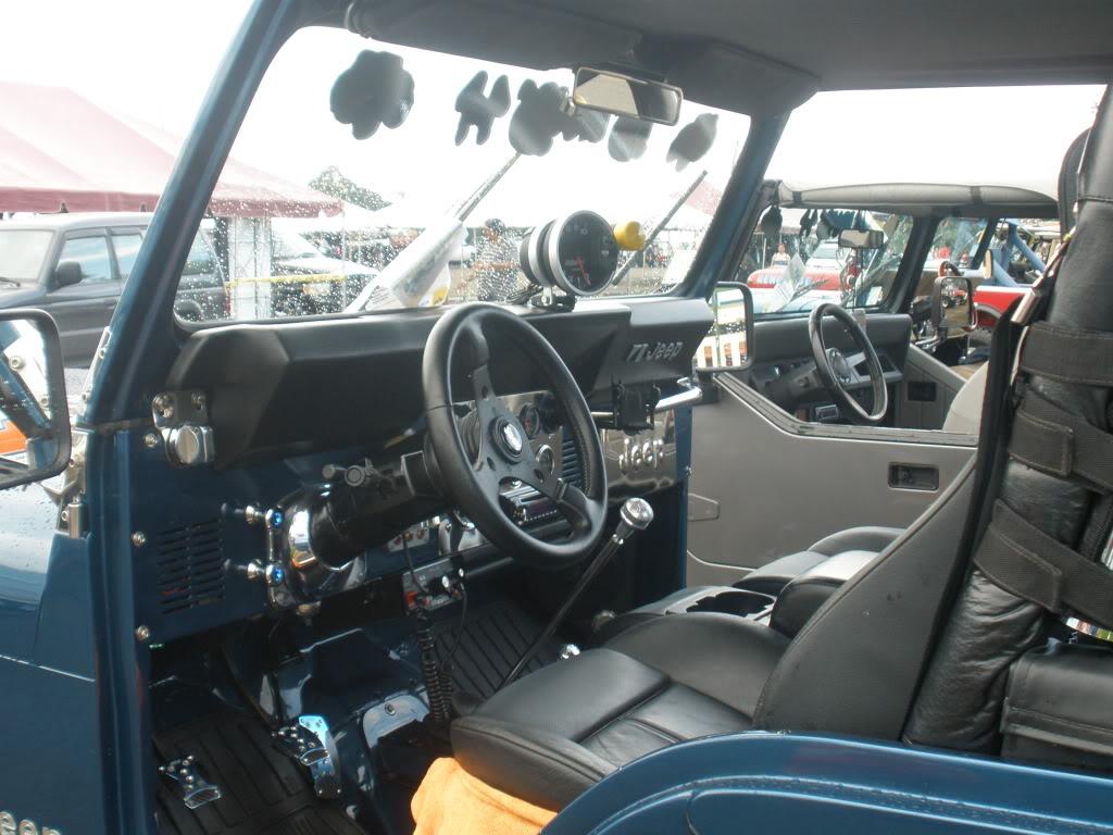 Carolina Jeep Show  P6270041