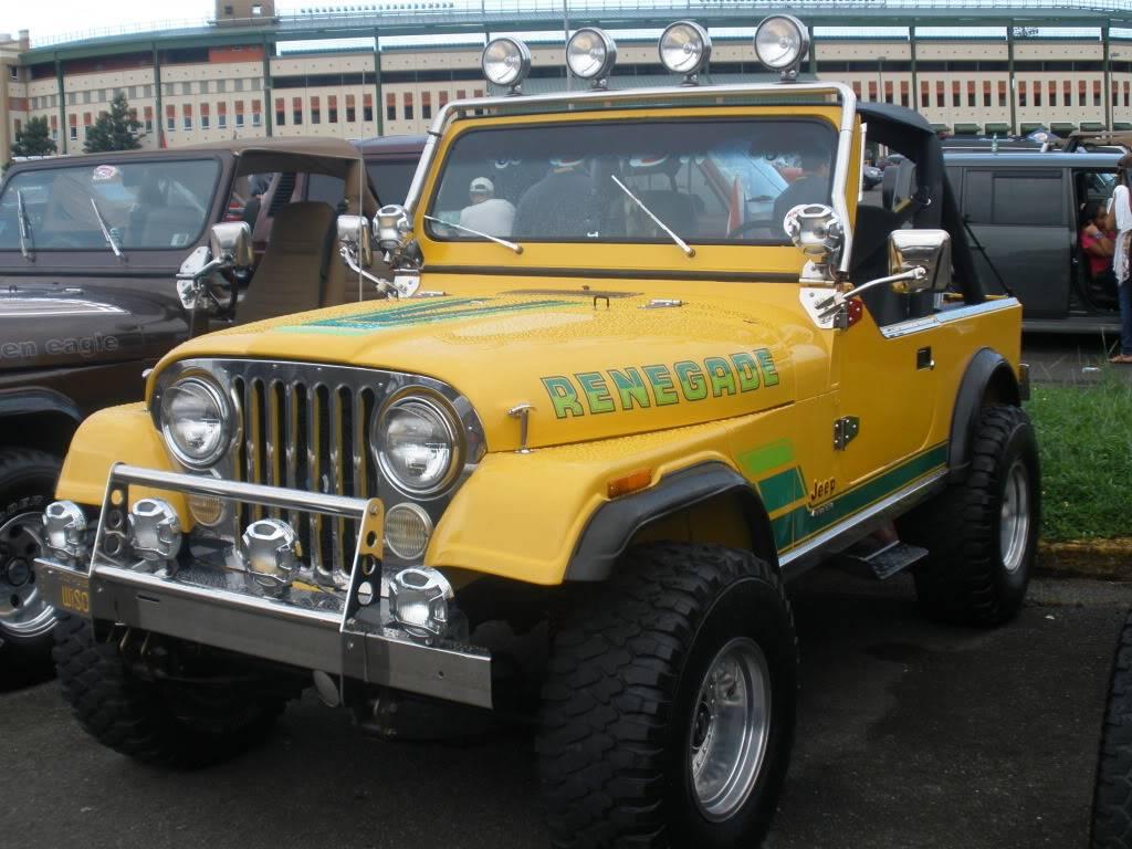 Carolina Jeep Show  P6270042