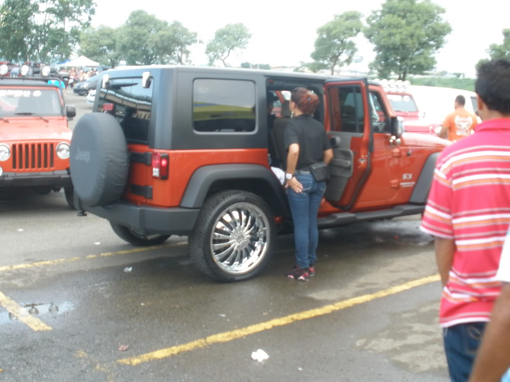 Carolina Jeep Show  P6270043