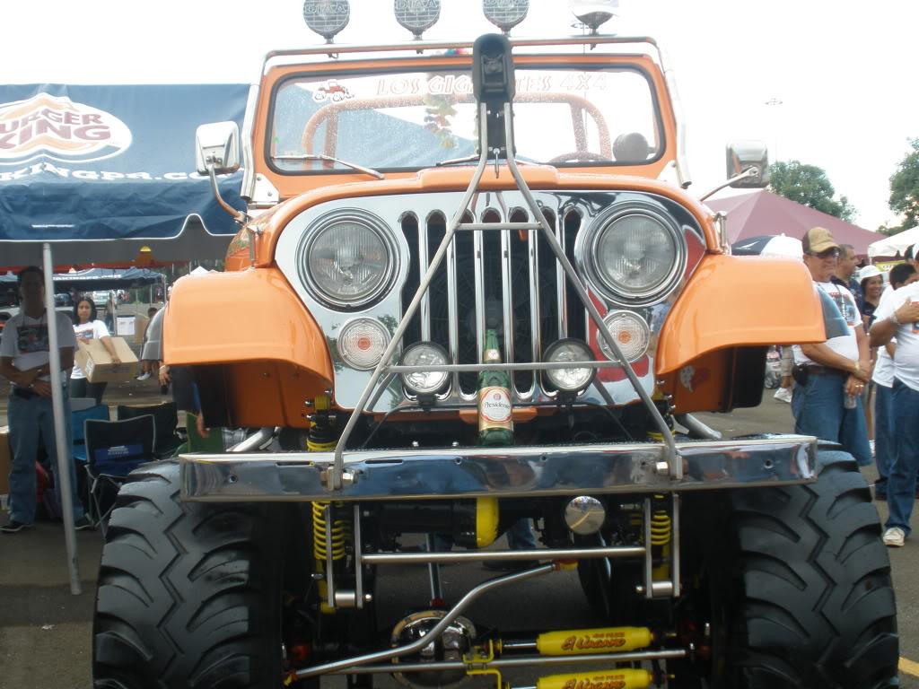 Carolina Jeep Show  P6270044