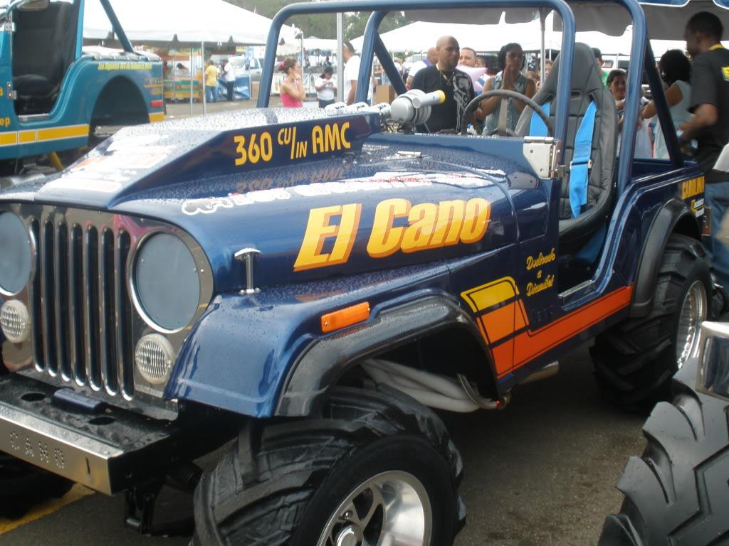 Carolina Jeep Show  P6270045