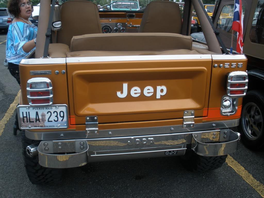Carolina Jeep Show  P6270051