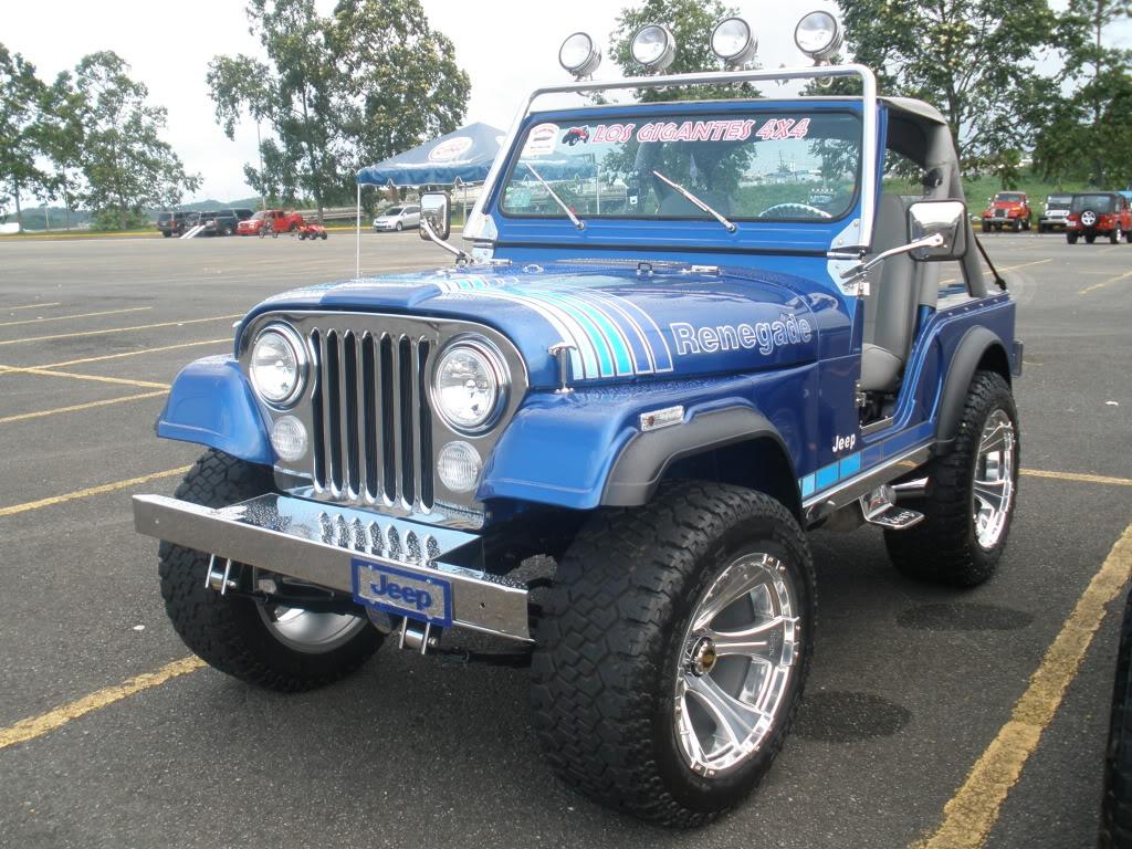 Carolina Jeep Show  P6270055