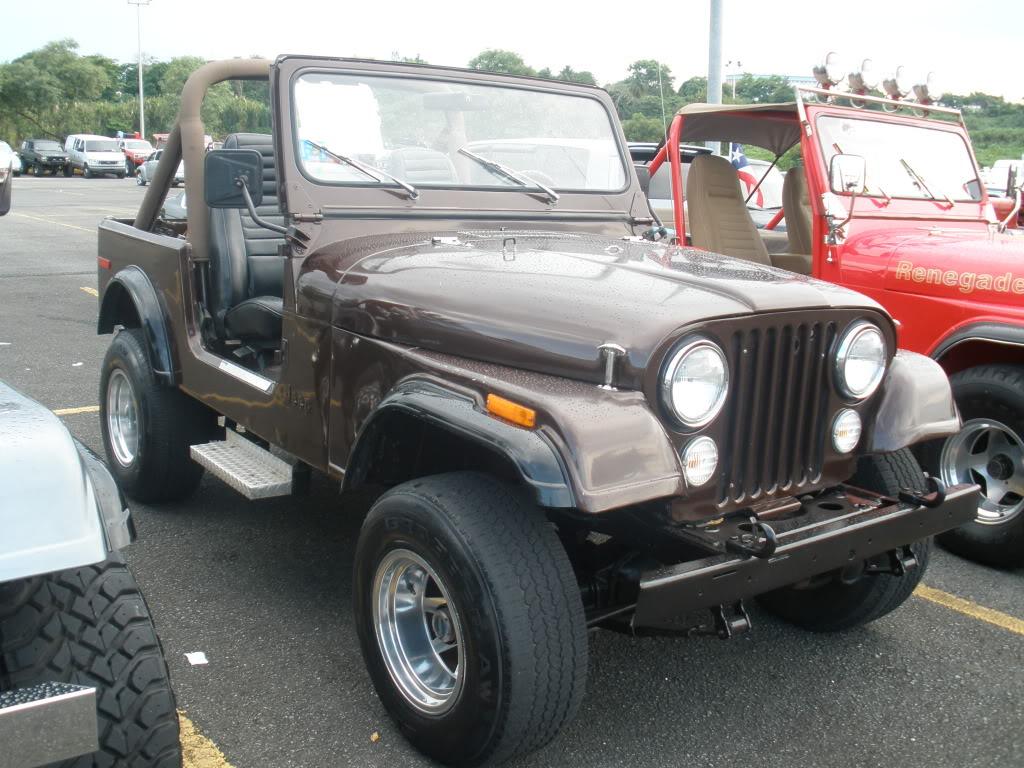 Carolina Jeep Show  P6270056