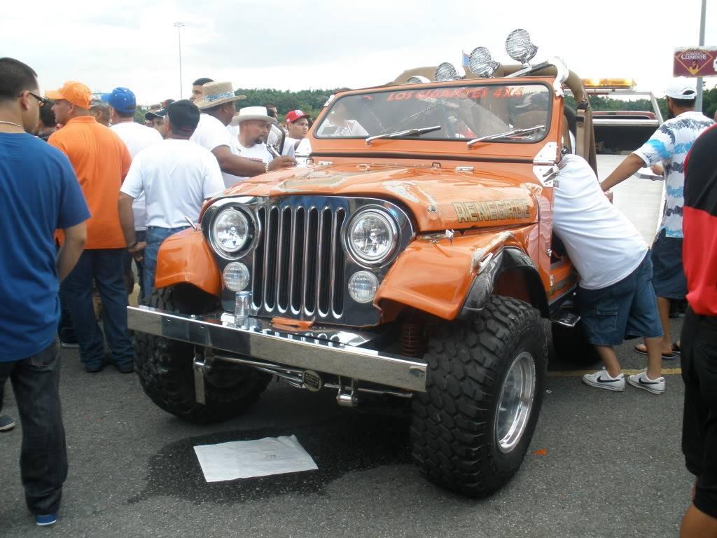 Carolina Jeep Show  P6270061