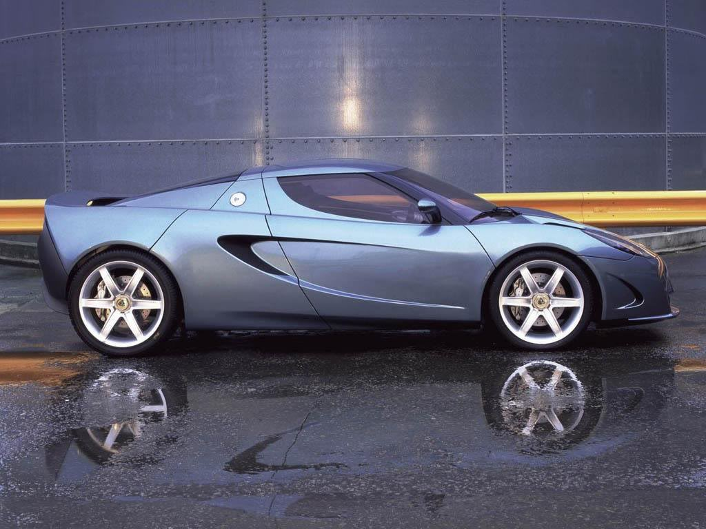 Lotus M250 - Una Supercar da 250 all'ora Lotus-M250-Concept-2000-02