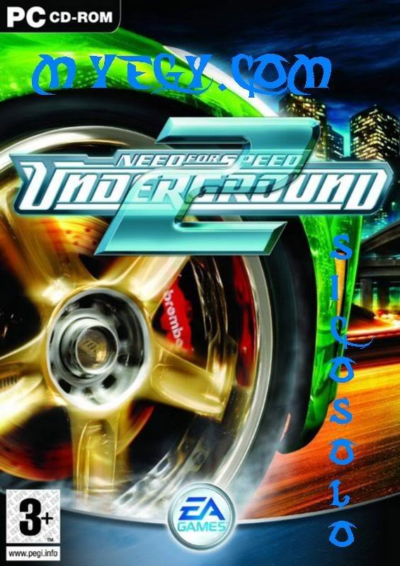 لعبة Need for speed under ground 2 كاملة على اكثر من سيرفر    2ep7uhk