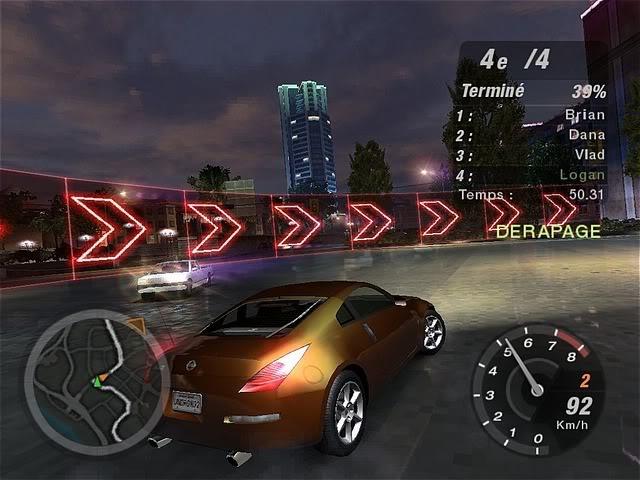 لعبة Need for speed under ground 2 كاملة على اكثر من سيرفر    Nfu2pc023