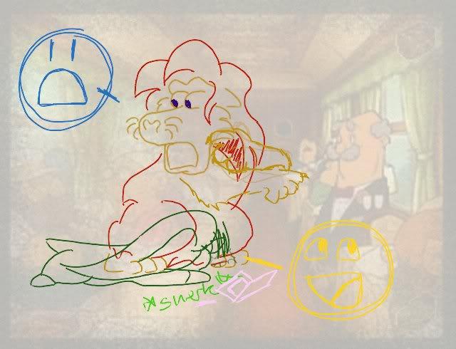 Nicht Pokemon-Relevante Bilder ButlerWIP