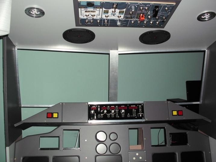 COCKPIT - Novo Cockpit na área ! - Página 3 HPIM0027