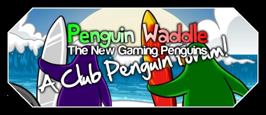 Penguin Waddle PenguinWaddleAd