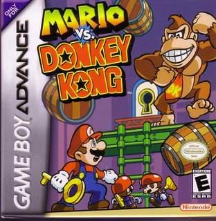[MegaPost] Roms GBA Mariovsdonkeykong
