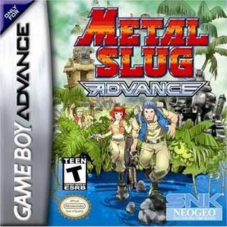 [MegaPost] Roms GBA Metal-slug-advance