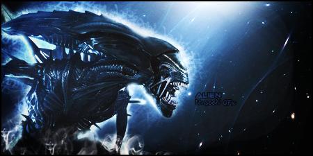 """[GFx] Alien  (my first """"UnseeN piece"""") ContrastCurvesVibrance"""