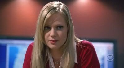Jennifer Jenkins as A.J. Cook Ajcook