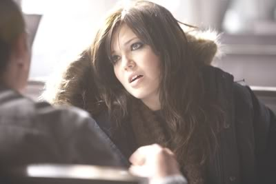 Amanda James as Mandy Moore Mandymoore-1