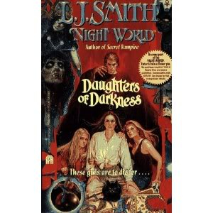 Night World original covers Daughtersofdarkness