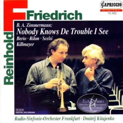 Aimer la trompette (son côté kitch et son côté sérieux) ZimmermannRheinhold
