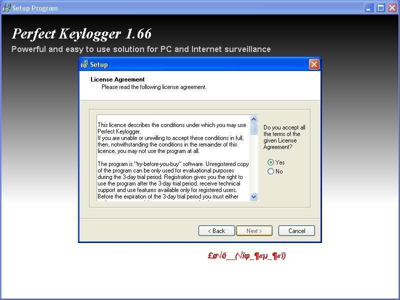 Hướng dẫn sử dụng perfect keylog 1.68 (mới nhất) từ A-Z!! 2