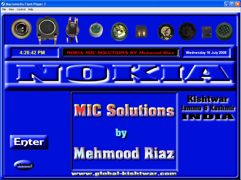 Nokia Mic Solutions in one EXE Micsamplegx3