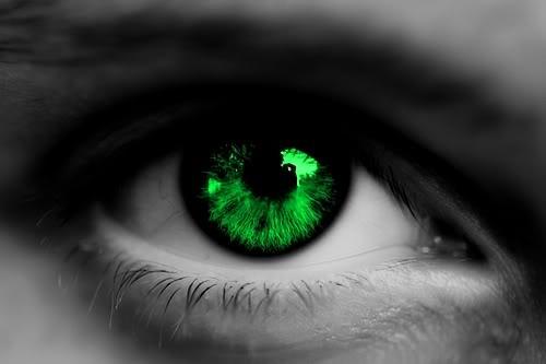 Emerald Clan Green_Eye