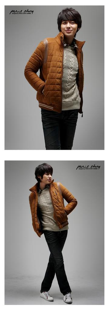 Lee Jee Hoon - Paris Story Hommes Collection II (NEW) PH85-J-13