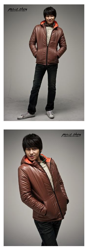 Lee Jee Hoon - Paris Story Hommes Collection II (NEW) PH85-J-14