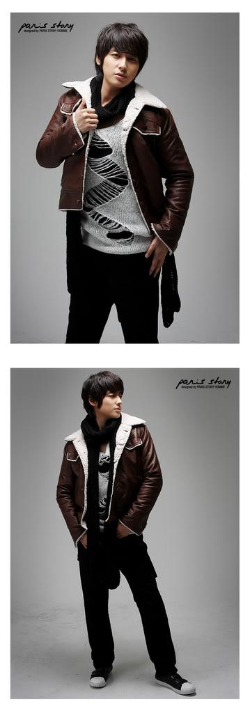 Lee Jee Hoon - Paris Story Hommes Collection II (NEW) PH85-J-17