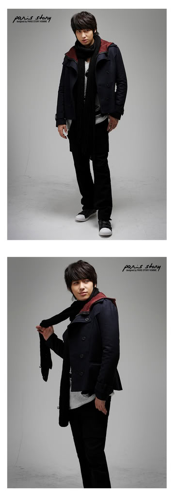 Lee Jee Hoon - Paris Story Hommes Collection II (NEW) PH85-J-20