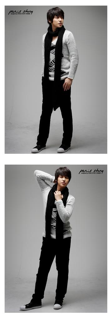 Lee Jee Hoon - Paris Story Hommes Collection II (NEW) PH85-K-3