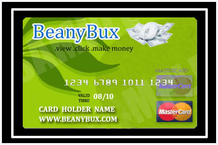 Beanybux.com Prepaid Debit Mastercard / Visa Design Contest - Page 2 BeanyBuxmasterCard3