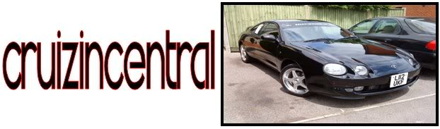 head to www.CruizinCentral.co.uk