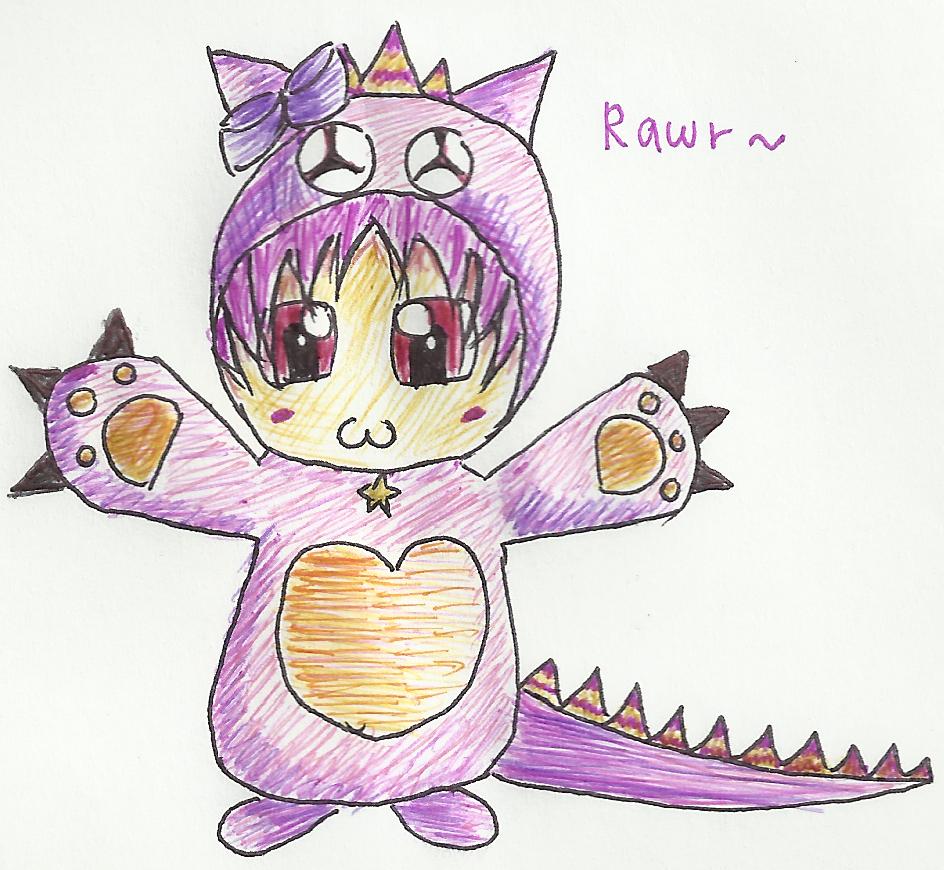 RAWR!! Amystarlet