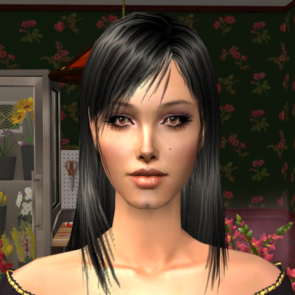 Some Sims I play with by Caleb - Page 2 FlorenceDelarosa