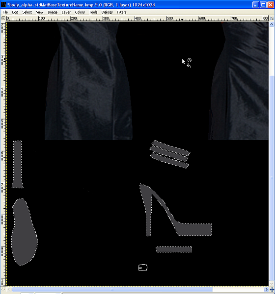 Gimp Photoskinning Tutorial by Caleb - Pic heavy Pic28