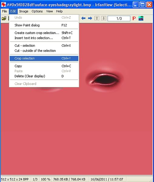 Tutorial for Recolouring in BodyShop by Caleb Make-upTute8