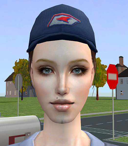 Some Sims I play with by Caleb - Page 2 MehrissaPerry