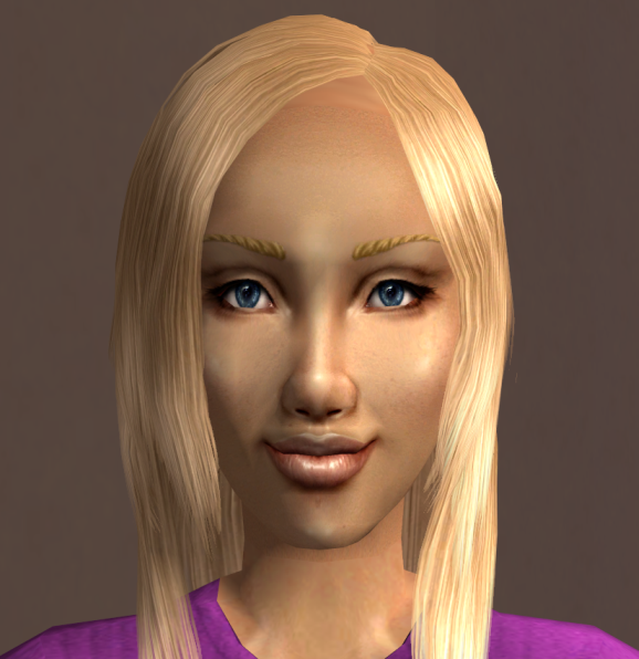 Some Sims I play with by Caleb - Page 2 ShevonPryce
