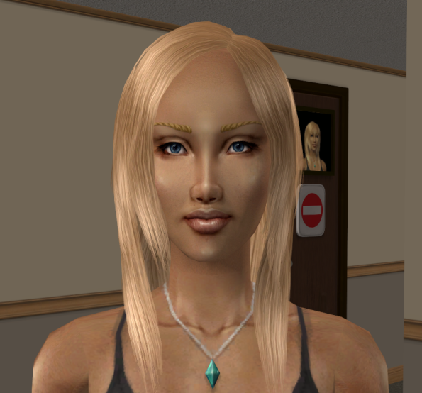 Some Sims I play with by Caleb - Page 2 ShevonPryceYA