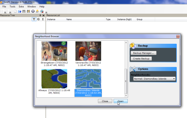Sims 2 Gender Change Tutorial using SimPE by Caleb_71 Pic3-1